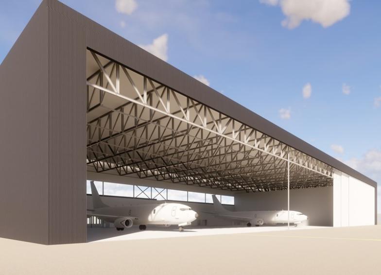hangar-evenes-flystasjon