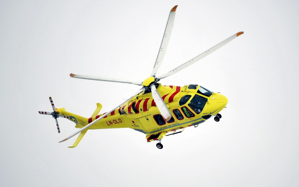 ambulansehelikopter