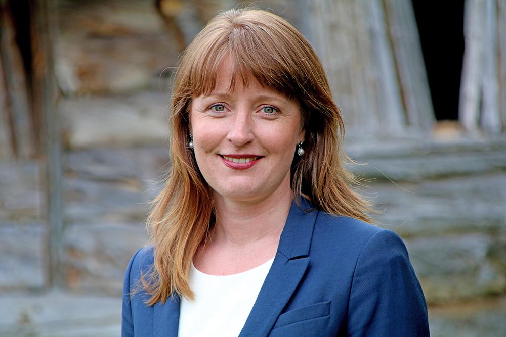 Fylkesråd for næring, Ingelin Noresjø.